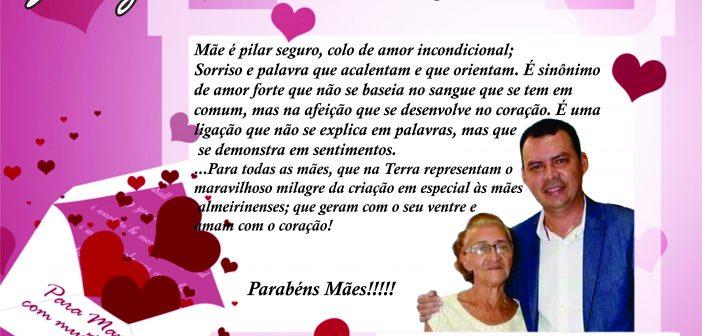 Homenagem ao dia das Mães!!