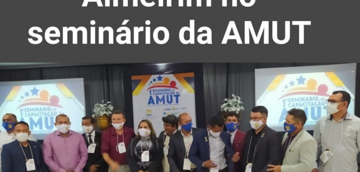 Câmara de Almeirim no seminário da AMUT